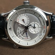 Jaeger-LeCoultre Master Geographic Staal 38mm