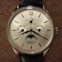 Montblanc Heritage Chronométrie Staal 40mm Zilver Geen cijfers Nederland, Sluis