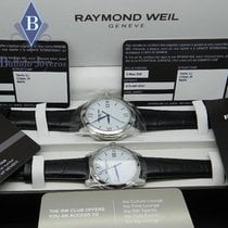 Raymond Weil Tradition Acero 42mm Negro