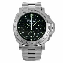 Panerai Luminor Chrono Daylight Automatic Watch PAM00236...