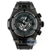 Hublot Big Bang Unico Sapphire All Black Limited Edition...