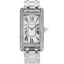 カルティエ (Cartier) Watch Tank Americaine WB7073L1