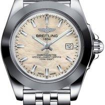 Breitling Galactic 32 Sleek Edition w7133012/a800/792a