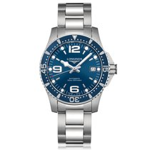 Longines Hydro Conquest Automatic Stainless Steel Blue Dial...