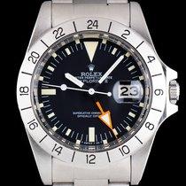 Rolex Explorer II Steve McQueen Steel 1655