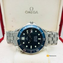 Omega Seamaster Diver 300 M Automátic, Full, 2003
