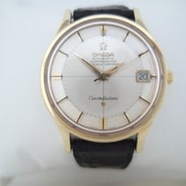 Omega Constellation Pie Pan Chronometer cal 564 year 1966 buckle
