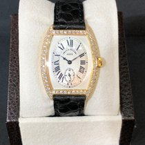 Franck Muller Casablanca pre-owned 29mm Yellow gold