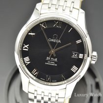 Omega De Ville Co-Axial Steel 41mm Black Roman numerals United States of America, Arizona, Scottsdale