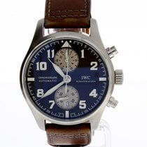 IWC Pilot Spitfire Chronograph IW387806 pre-owned