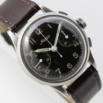 Minerva Steel 35mm Manual winding pre-owned