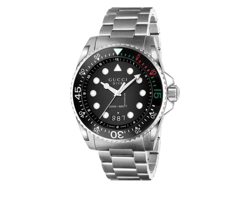 69e0b0cb2e3 Gucci Dive - all prices for Gucci Dive watches on Chrono24
