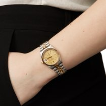 Rolex Lady-Datejust Goud/Staal 31mm Champagne Nederland, Amsterdam