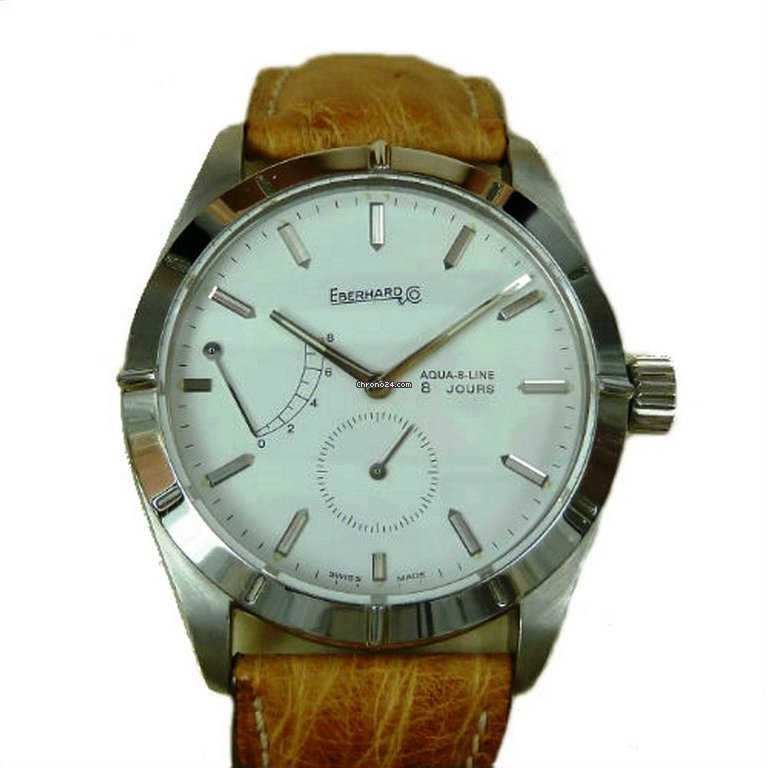 Eberhard & Co. 8 Jours 21018 CP new