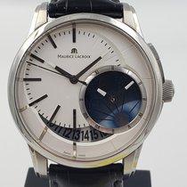 Maurice Lacroix Pontos Décentrique GMT 43mm Wit