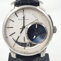 Maurice Lacroix Pontos Décentrique GMT PT6118-SS001-130 2008 gebraucht