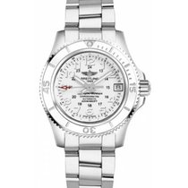Breitling Steel 36mm Automatic A17312D2/A775/179A new