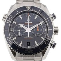 Omega Seamaster Planet Ocean Chronograph new Automatic Chronograph Watch only 215.30.46.51.03.001