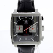 TAG Heuer Monaco Calibre 12 CAW2114 2011 pre-owned