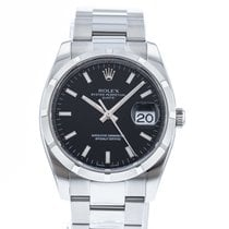 Rolex Oyster Perpetual Date Steel 34mm Black United States of America, Georgia, Atlanta