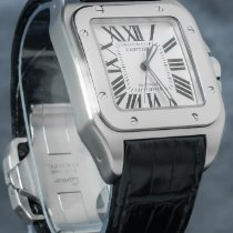Cartier Stål 41.3mm Automatisk W20073X8 begagnad