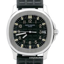 Patek Philippe 5066A-001 Steel 1999 Aquanaut 34mm pre-owned