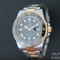Rolex GMT-Master II 116713LN 2008 pre-owned
