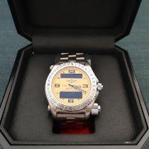 Breitling Emergency E76321 2010 pre-owned