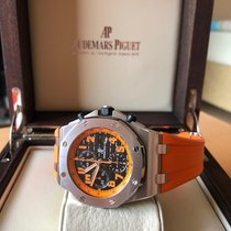 Audemars Piguet 26170ST.OO.D101CR.01 Steel 2009 Royal Oak Offshore Chronograph Volcano 42mm pre-owned United States of America, Georgia, Atlanta