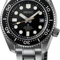 Seiko Marinemaster Steel Black No numerals United States of America, New Jersey, USA
