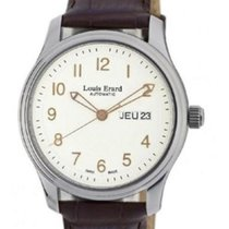 Louis Erard Steel 40mm Automatic 72268AA01, Louis Erard, Automatico, Day Date new