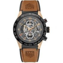 TAG Heuer CAR2A5C.FT6125 Steel Carrera Calibre HEUER 01 45mm new United States of America, Pennsylvania, Holland