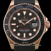 Rolex Yacht-Master 40 Or rose 40mm France, Paris