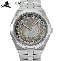 Vacheron Constantin 7700V/110A-B176 Steel Overseas World Time 43.5mm pre-owned