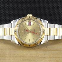 Rolex Datejust Turn-O-Graph Gold/Stahl 36mm Gold Deutschland, Prüm