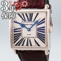 Roger Dubuis White gold 43mm Automatic G43 14 0 G33.7A pre-owned