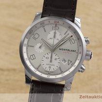 Montblanc Timewalker 7263 Très bon Acier 43mm Remontage automatique