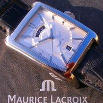 Maurice Lacroix Pontos - DayDate – Réctangulaire