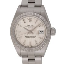 Rolex : Ladies Date :  79240 :  Stainless Steel : silver...