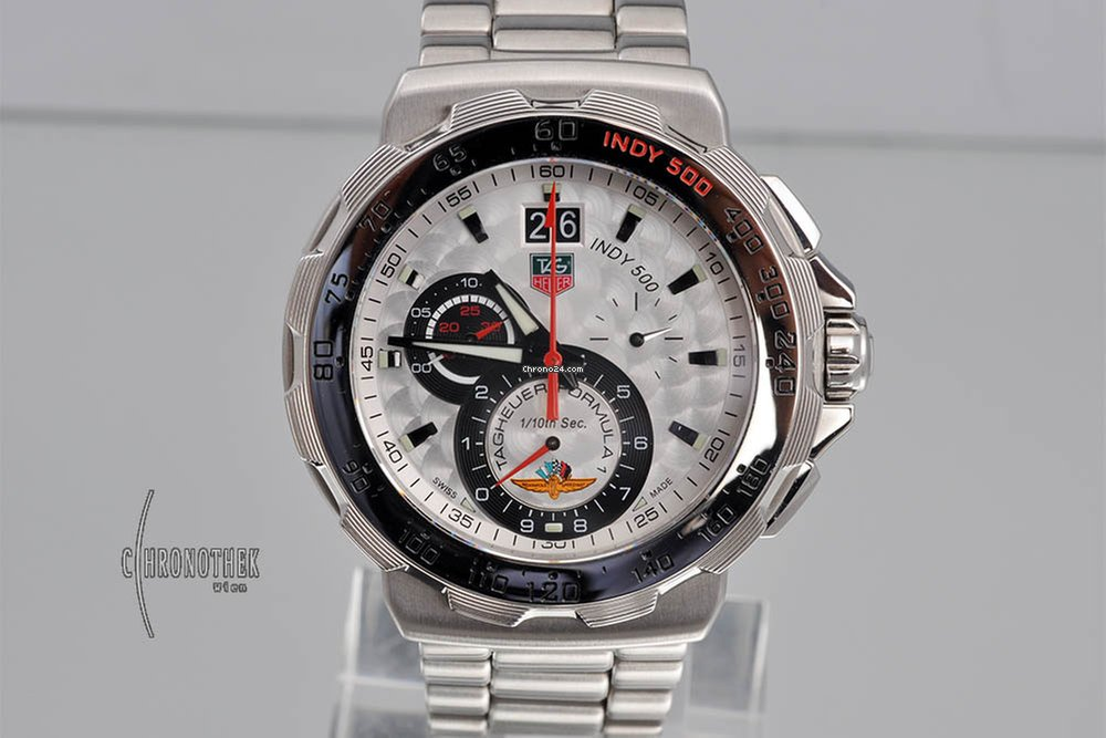 TAG Heuer F1 Indy 500 CAH101B for C$ 1,681 for sale from a