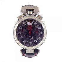 Bovet Sportster Stainless Steel Automatic Chronograph Men's...