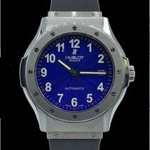 Hublot CLASSIC FUSION AUTOMATIC STAINLESS STEEL 41 MM MEN'S ...