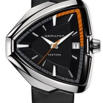 Hamilton 42.5mm Quartz new Ventura Black