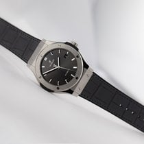 Hublot Classic Fusion Racing Grey new 2019 Automatic Watch with original box and original papers 542.NX.7071.LR