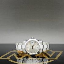 Rolex Datejust II Stahl 41mm Silber Keine Ziffern Deutschland, Hamburg