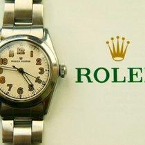 Rolex Stahl 30mm Handaufzug 4220 gebraucht