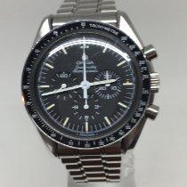 Omega 145022 Staal 1985 Speedmaster Professional Moonwatch 42mm tweedehands