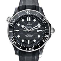 Omega Ceramic Automatic new Seamaster Diver 300 M