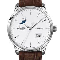 Glashütte Original Senator Excellence new 2018 Automatic Watch with original box and original papers 1-36-04-05-02-31