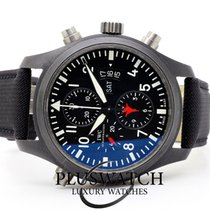 IWC Pilot Chronograph Top Gun Ceramic 46mm Black
